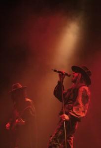 Fields Of The Nephilim - auch auf der langen Liste der Bandbestätigungen für das Wave Gotik Treffen 2011