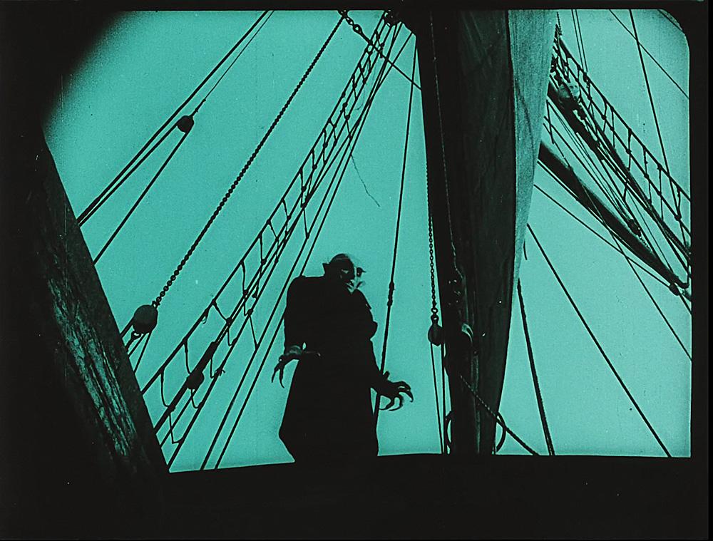 Friedrich Wilhelm Murnau - Nosferatu