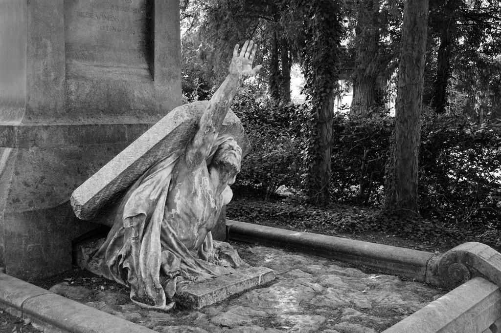 Cimetiere de la Madelaine: Jules Verne