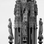 Einige der knapp 4000 Statuen