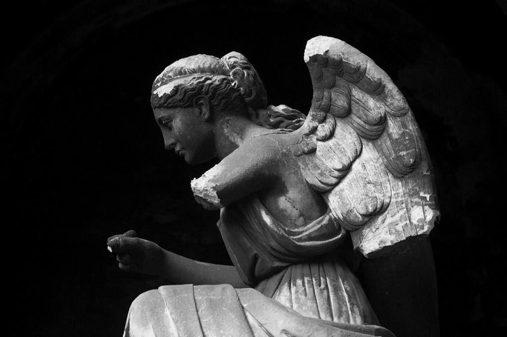 Auch Engel müssen sich der Zeit beugen