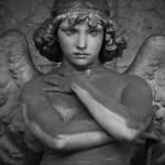 Eine der bekanntesten Skulpturen: Der Engel der Auferstehung von Giulio Monteverde