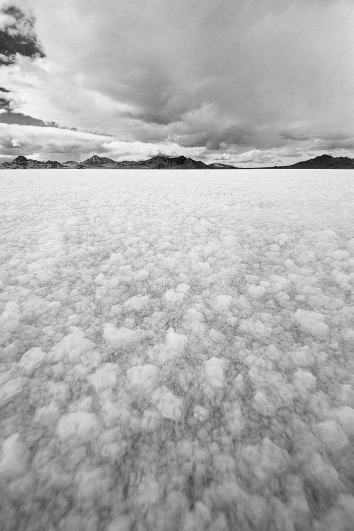 Bonneville Salt Flats, Utah/USA