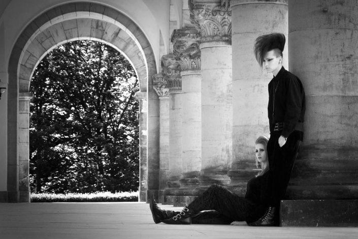 Franziska und Stephan, Wave-Gotik-Treffen 2015