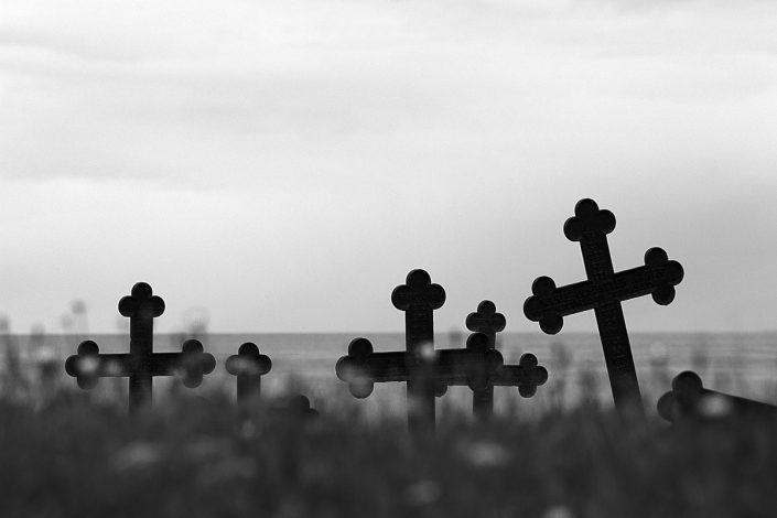 Friedhof Ervik