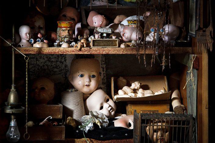 Augenblicke - aus der Wunderkammer von Matthias Korb